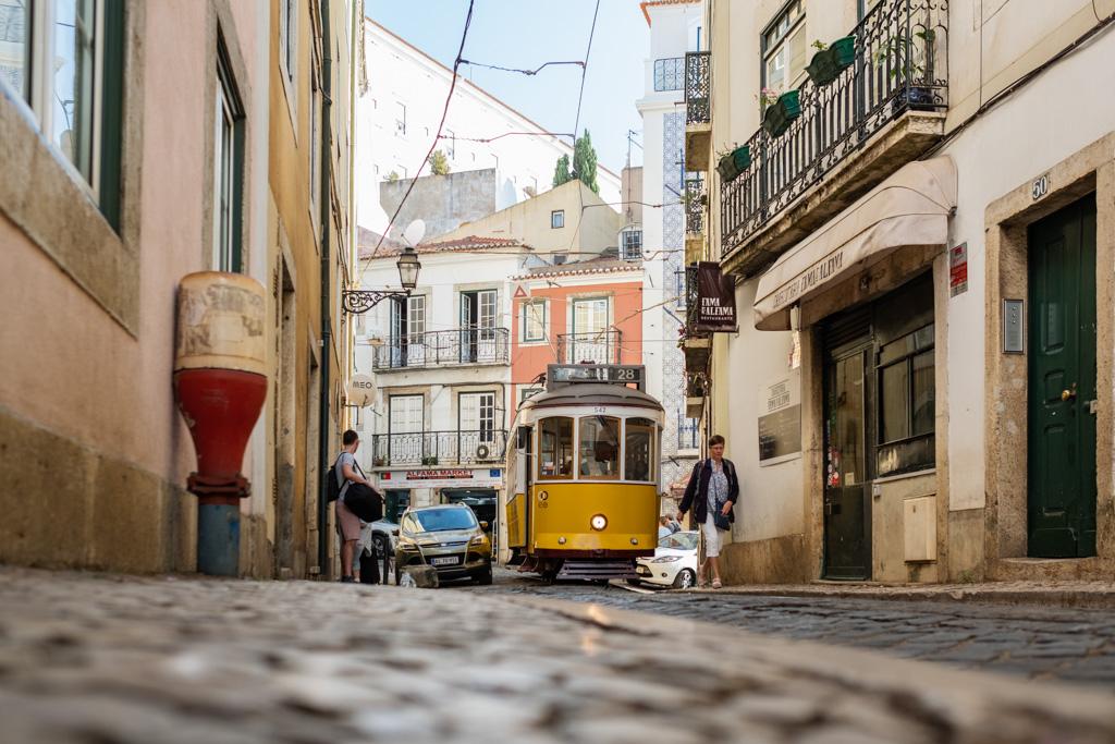 Lissabon Fotografie